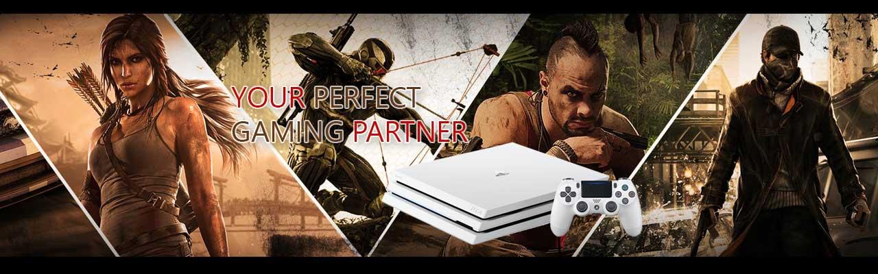 Playstation 4 banner 3